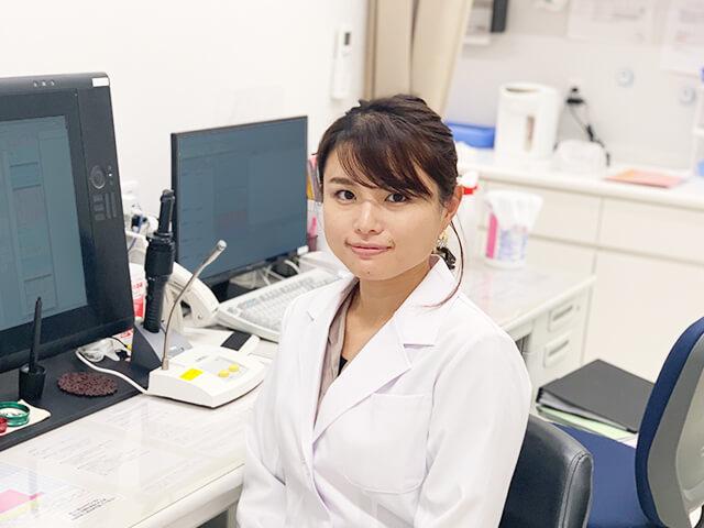 山本 千恵子(やまもと ちえこ) 医師